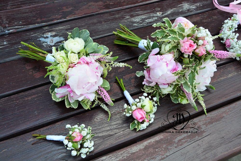 Bukiet Slubny Butonierka Bukiet Starsza Bukiet Druhna Bukietslubny Floral Floral Wreath Wreaths