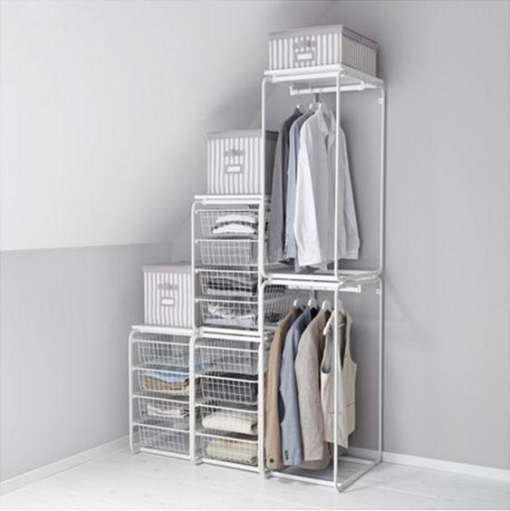 9 Perfekte Ikea Mobel Fur Kleine Zimmer Kleine Zimmer Kleiderschrank Fur Dachschrage Mobel Fur Kleine Raume