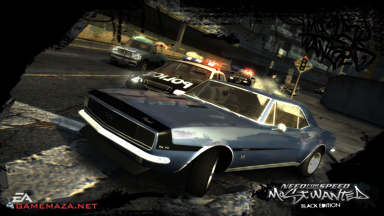 Need For Speed Most Wanted Black Edition Free Download Need For Speed Need For Speed Games Need For Speed Carbon