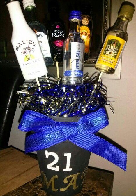 21st Birthday Party Center Pieces 21st Birthday
