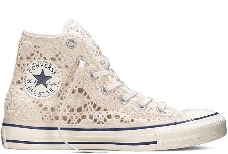 Converse Chuck Taylor All Star Crochet