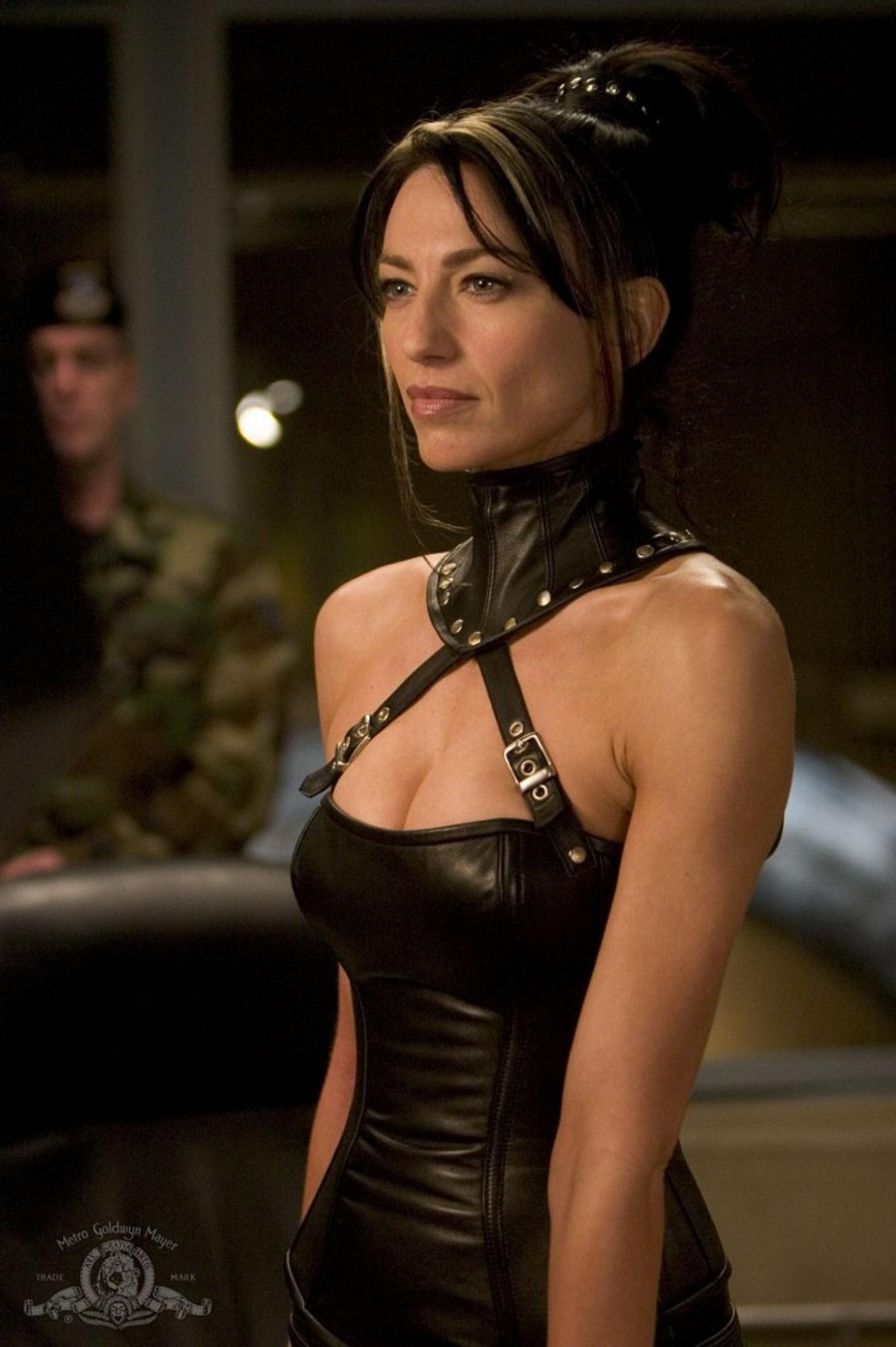 black nude claudia Stargate