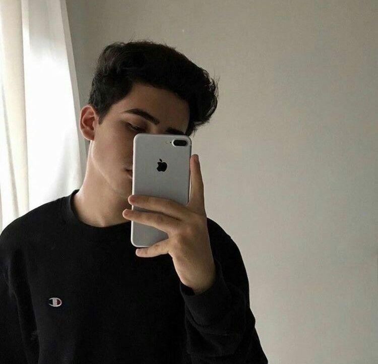 Pin Von Aisyah Nm Auf Couwo Spiegel Selfie Junge Fotos Jungs