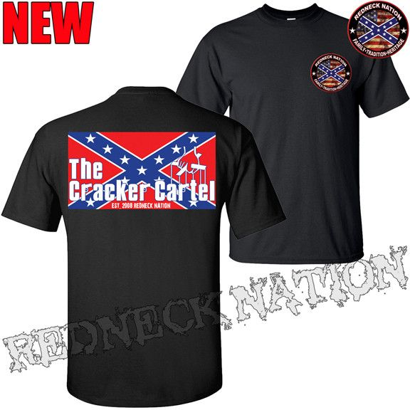 Southern Proud window cracker Decal sticker life florida confederate
