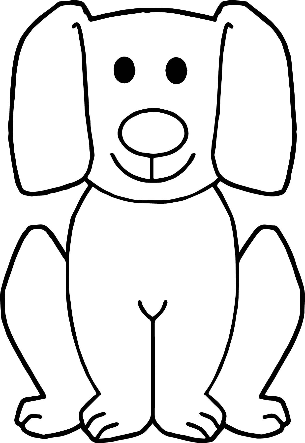 Free Dog Images Puppy Dog Coloring Page Https Cstu Io B2002f