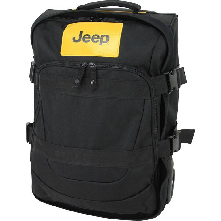 d3edf302cf Jeep Hemisphere Carry On Suitcase Travel Bag Black | Buy Carry On Suitcases