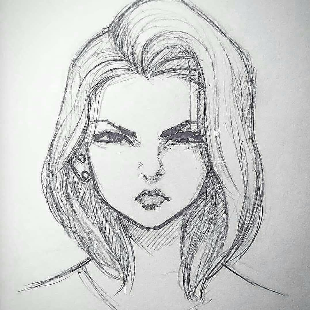 Art Emperor Pe Instagram Comment Pencil In Your Language By Cameronmarkart Follow Art Emperor For More Art Sketches Girl Drawing Sketches Sketches
