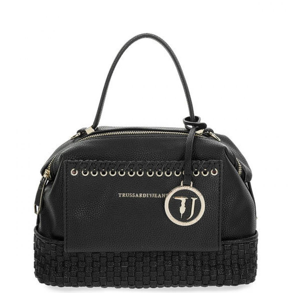 2b60101ce993 Trussardi Jeans Bowler Bag for Women Price    100% authentic! Tag a friend