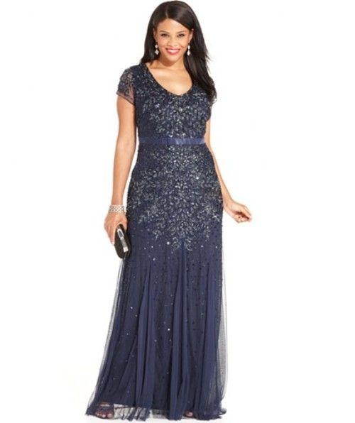 Macys Plus Size Dresses With Flowing Design Miscellaneous