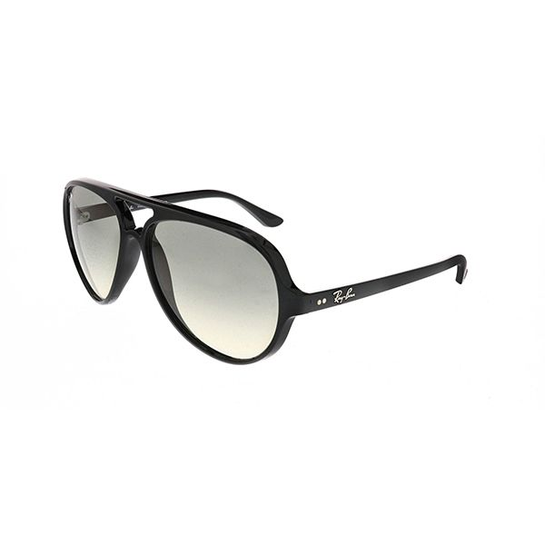 fffbd3cf66 ... clearance ray ban rb4125 cats 5000 black 601 32 unisex sunglasses non  polarized size 59mm acetate ...