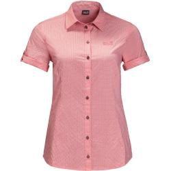 Photo of Jack Wolfskin functional blouse women Matata Shirt Women L purple Jack Wolfskin