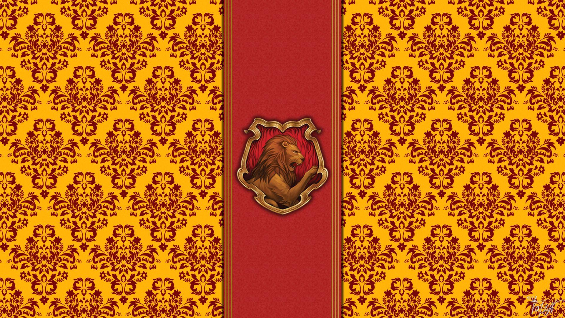 Desktop Wallpaper Gryffindor (With images) Harry potter