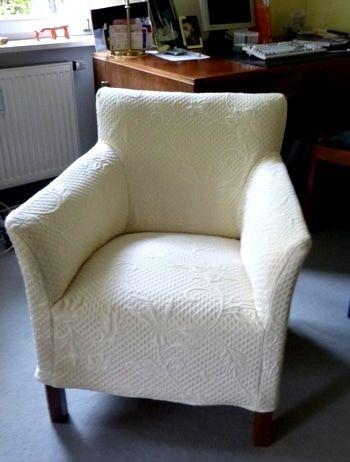 Sesselhusse Verleiht Ihrem Sessel Ganz Neuen Glanz Irene Sessel