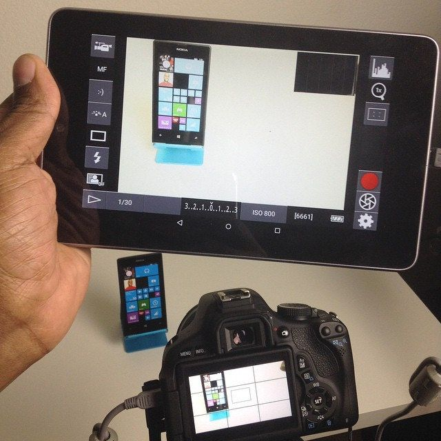 Use The DSLR Controller App To Turn Your #android