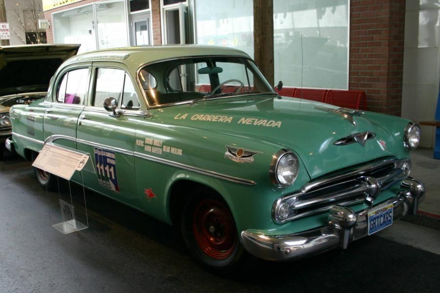 1954 Dodge Coronet 4 Door Sedan Dodge Coronet Dodge Sedan