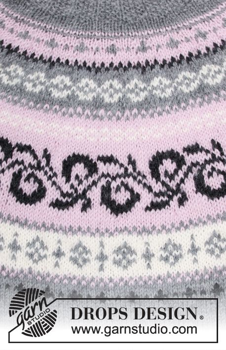 Photo of Telemark / DROPS 179-9 – Free knitting patterns by DROPS Design