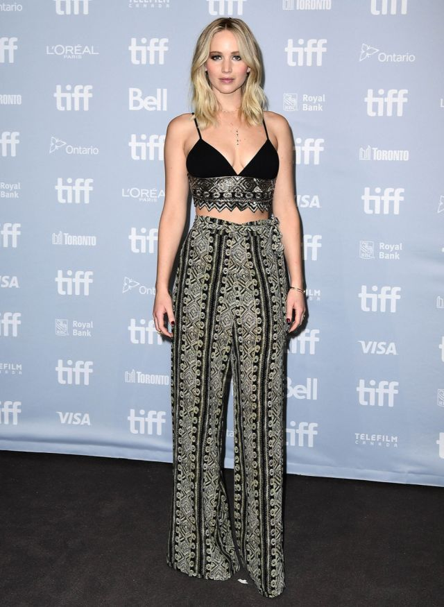 Jennifer Lawrence is killing it on the red carpet - Sally LaPointe