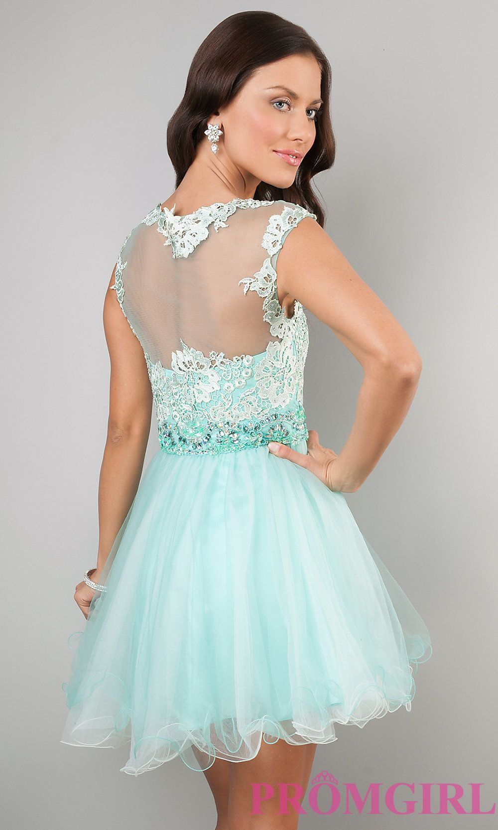 Style dj back image dresses pinterest dj homecoming
