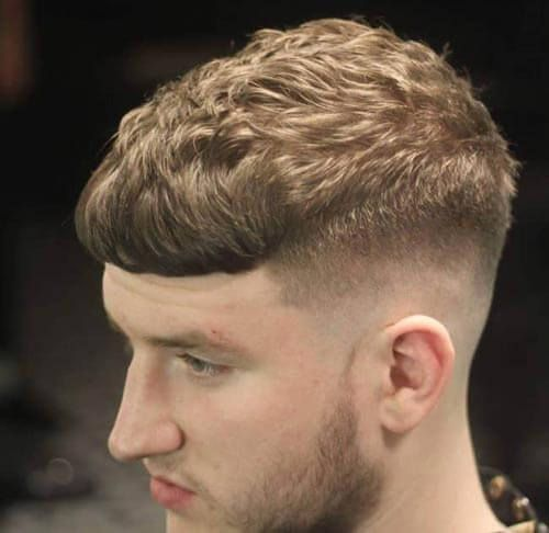 19++ Light caesar haircut ideas