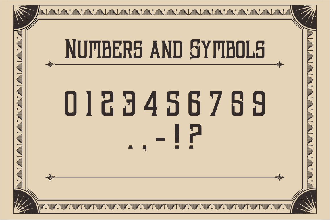 Sinara Typeface By Aksara Typefoundry