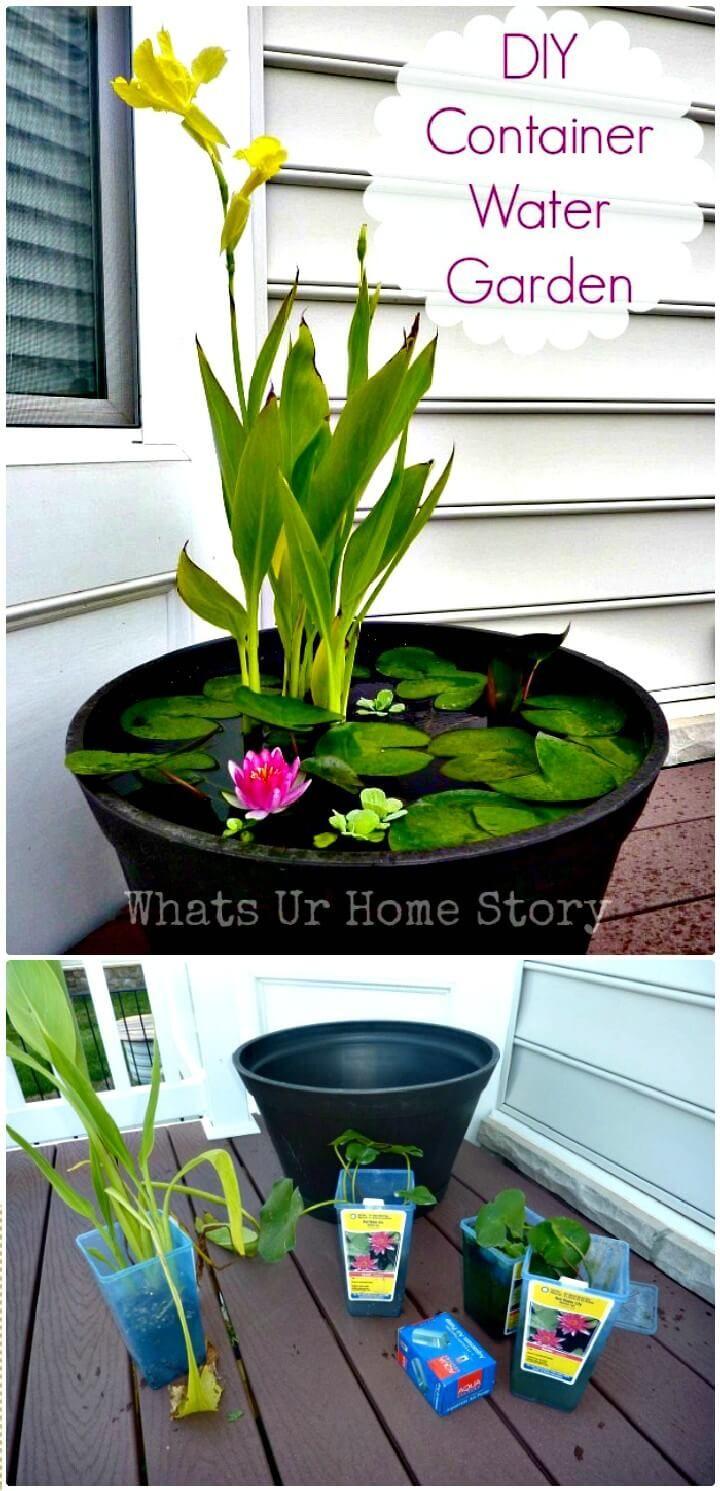 110 DIY Home Projects for Outdoor Decor, Garden & Backyard