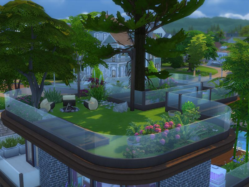 Outdoors Or For Sims 4 Players Who