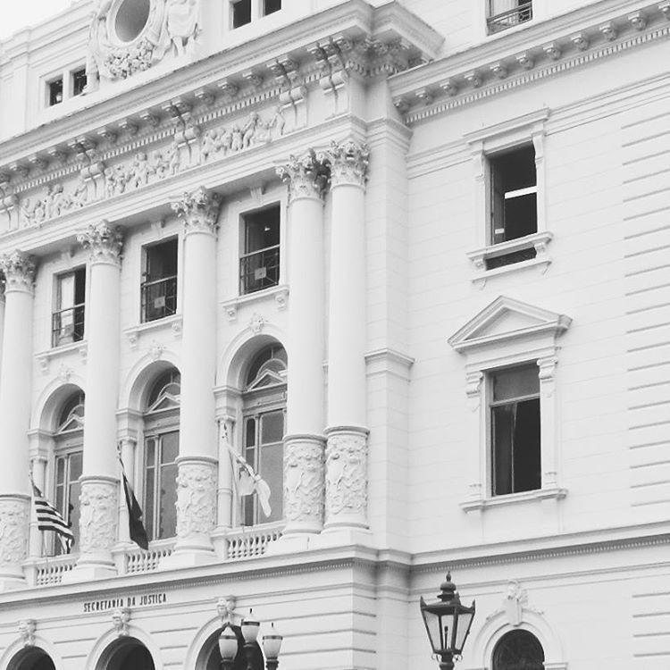 Secretaria da Justiça, São Paulo. #centrohistorico #travel #archlife #architecture #arquitetura #saopaulo #instabgs