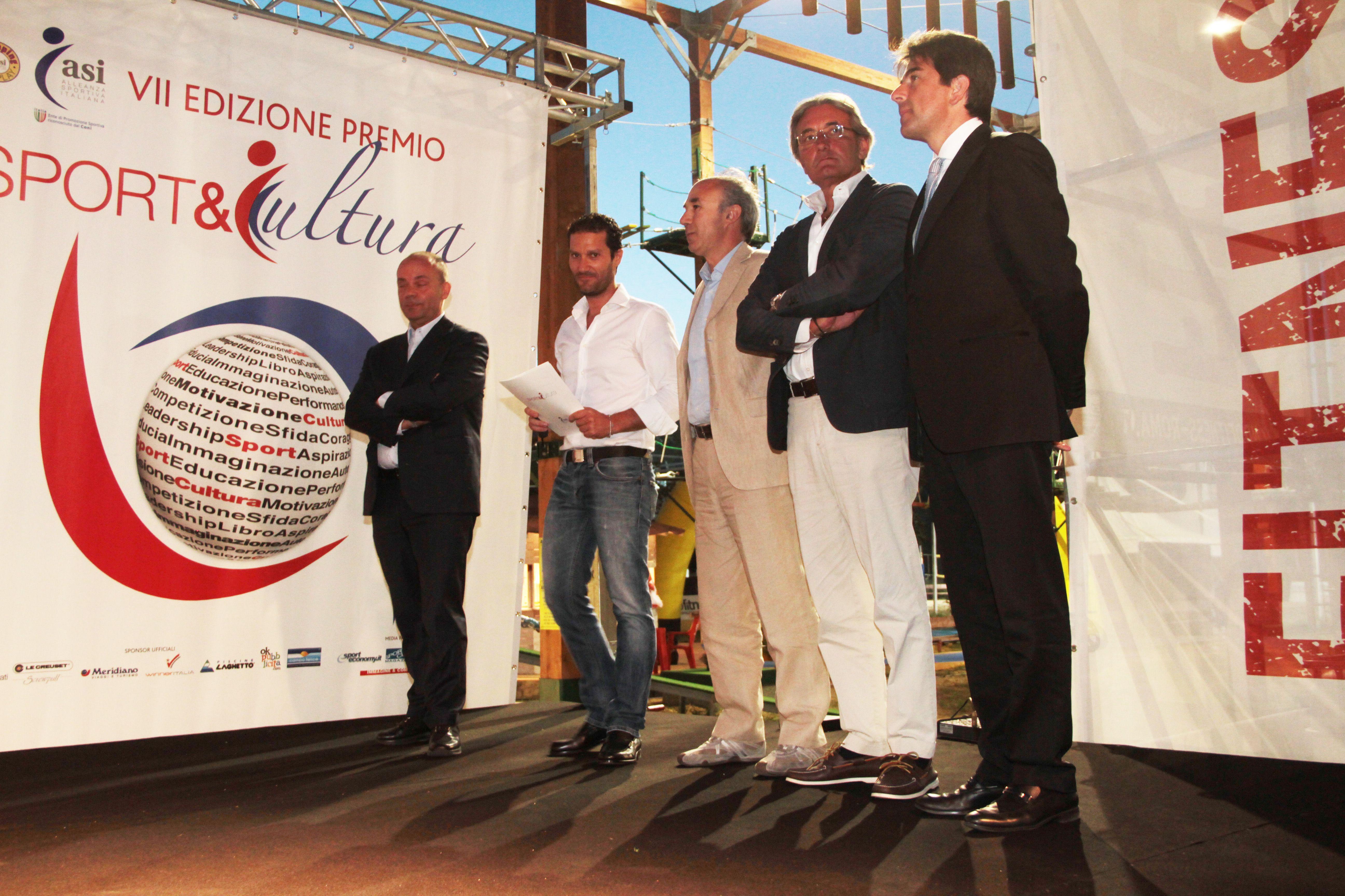 Finalisti del Premio Sport 2012