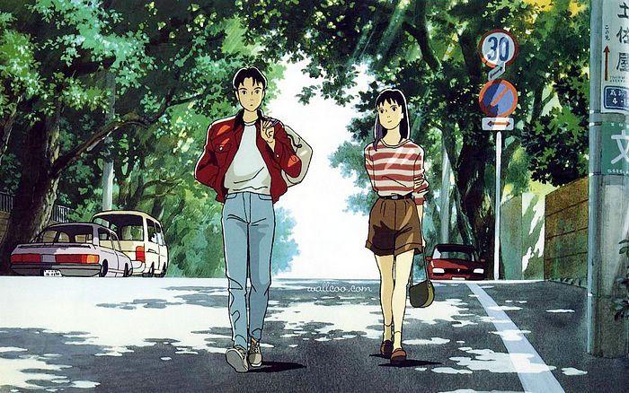 Ghibli Anime The Ocean Waves Wallpaper 30 Wallcoo Net Anime Movies Studio Ghibli Ghibli