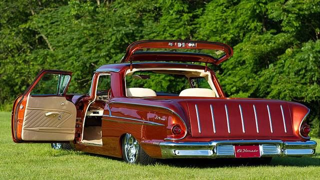 The 1958 El Nomado Is The Car Truck Hybrid Chevrolet Never Made