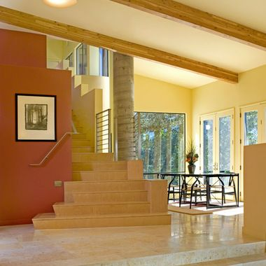 bright earth tone paint pallett | 515 earth tone colors Staircase ...