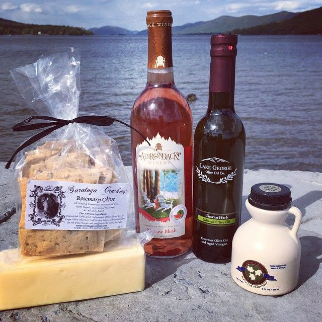 Local flavors from the Lake George Area #iloveny #lakegeorge