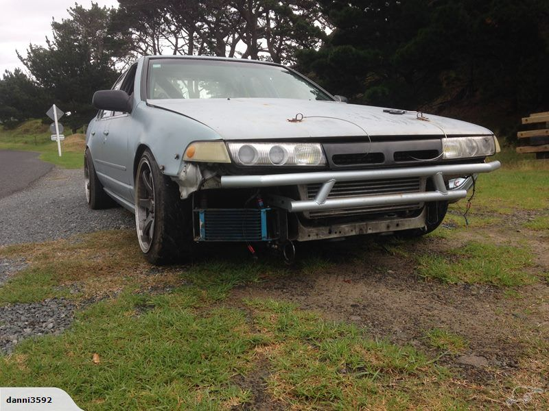 Nice bash bar design | s13 track car | Pinterest | Nissan and Cars
