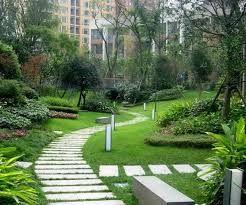 Risultati immagini per garden modern