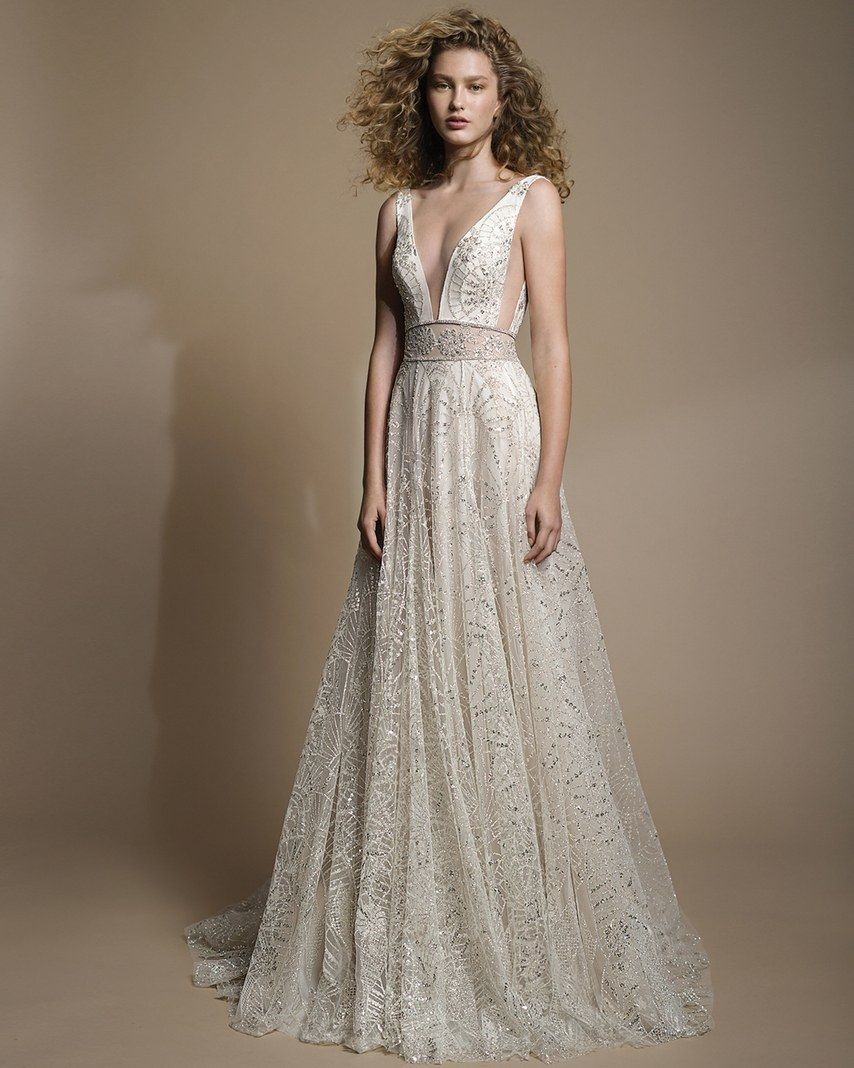 Wedding gowns for see the trends from bridal weeks white