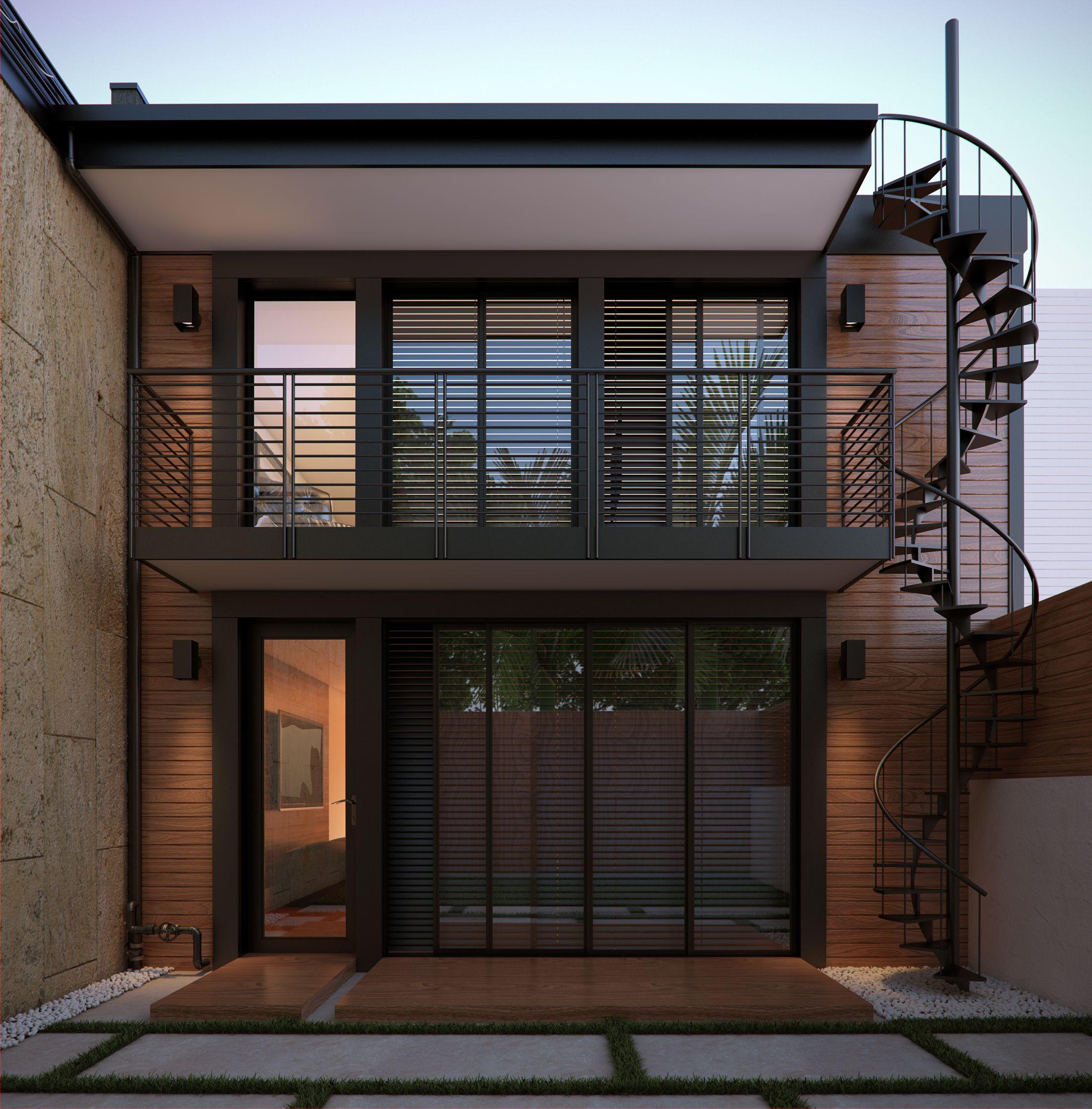 Portfolio Modern Home Design: {E}vermotion - Portfolio By Rafharh In 2019