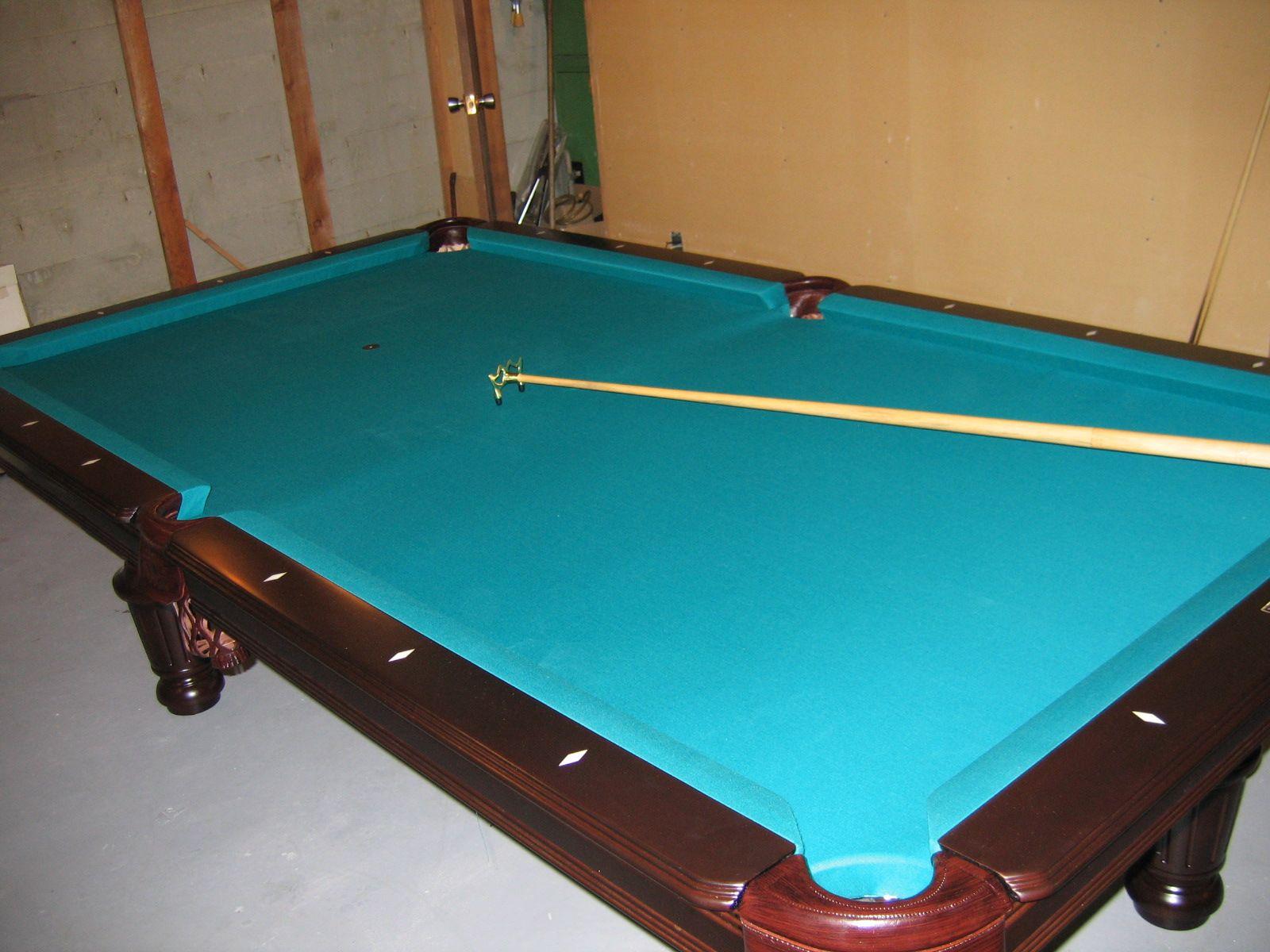 Pool Table Setup >> Just Had Our Pool Table Setup Great Job Thanks Again Will