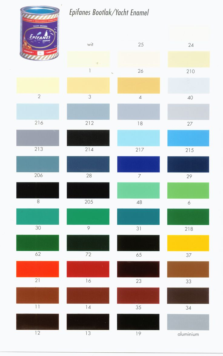 Epifanes color chart image collections free any chart examples epifanes yacht enamel color chart build a boat not a bear epifanes yacht enamel color chart geenschuldenfo Image collections