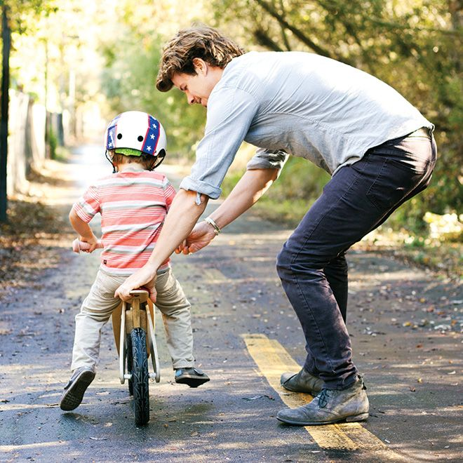 5 Steps For Teaching Your Kid How To Ride A Bike Todays Parent