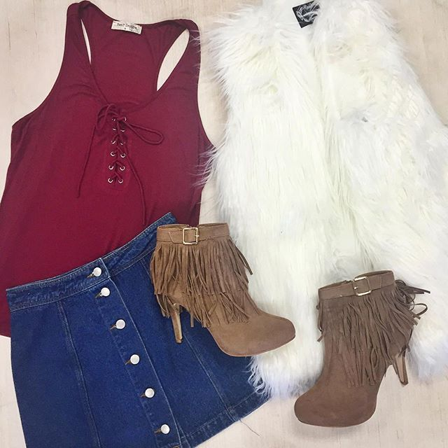 That 70's flare Shop clothing now! Booties coming soon @ www.shopbeston.com