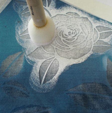designerjeans statt kleidertonne marabu kreativ fabrics clothing pinterest jeans. Black Bedroom Furniture Sets. Home Design Ideas