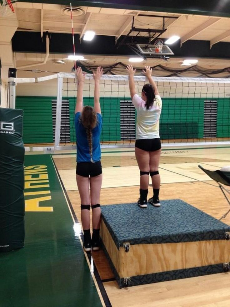 how to spike a volleyball if you're short