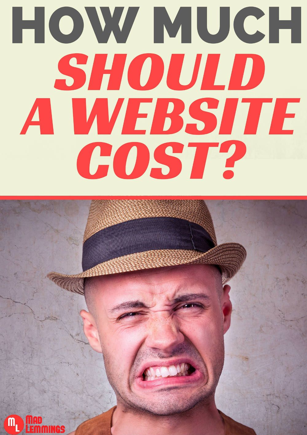 How Much Does It Cost To Build A Website? Building a