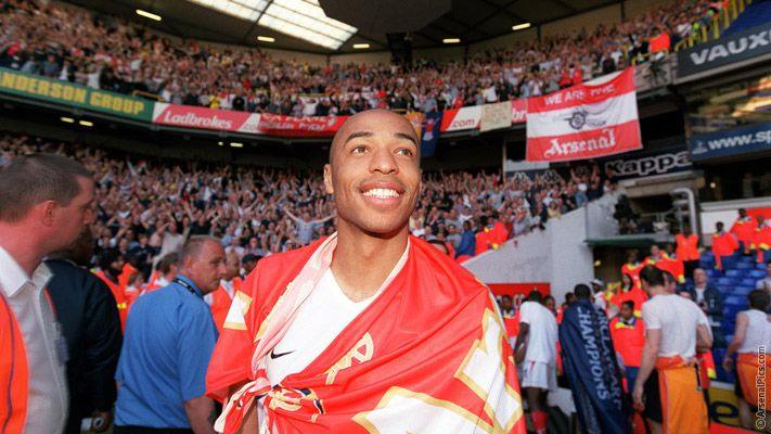 A career in quotes Arsenal players, Arsenal, Thierry henry