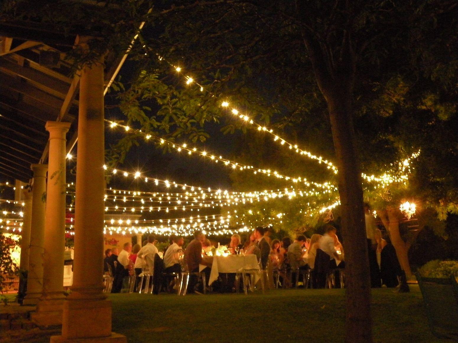Romantic Wedding Garden Settings In The Adelaide Hills