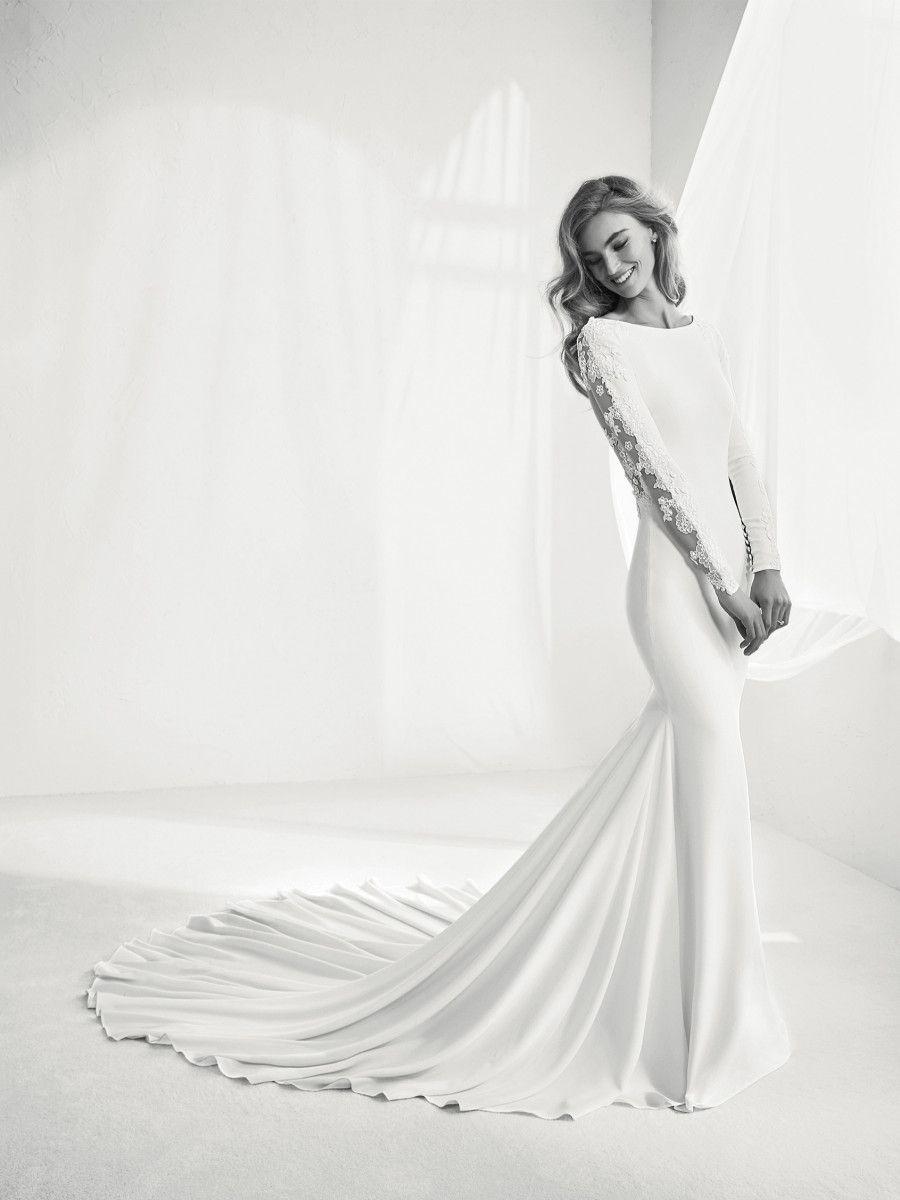 Wedding Dresses 2015 Pronovias Collection   Pinterest   Wedding ...
