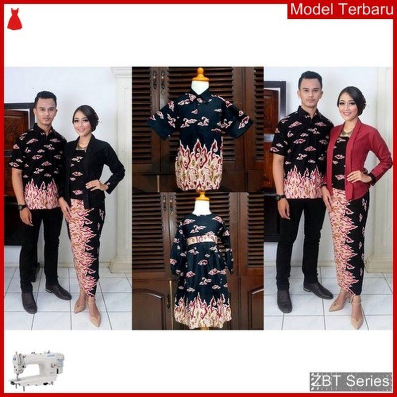 Zbt08809 Kebaya Batik Couple Keluarga Sofia Untuk Bmgshop Merit
