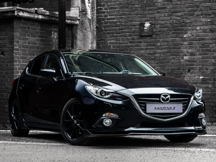 2019 Mazda3 Sport Black Special Edition Release Date