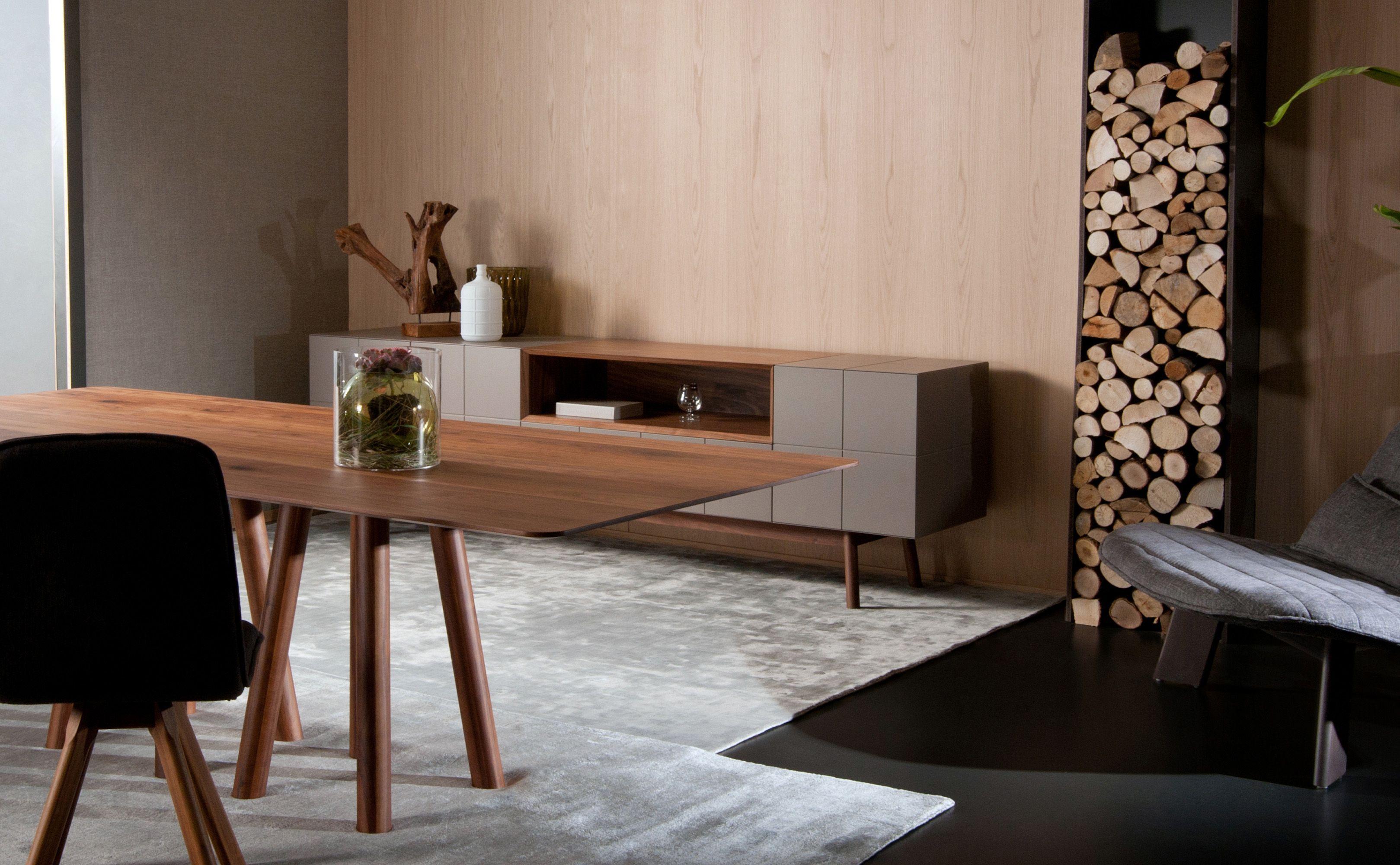 Ein fantastischer Holztisch von al2. #Tisch #table #Holz #modern ...