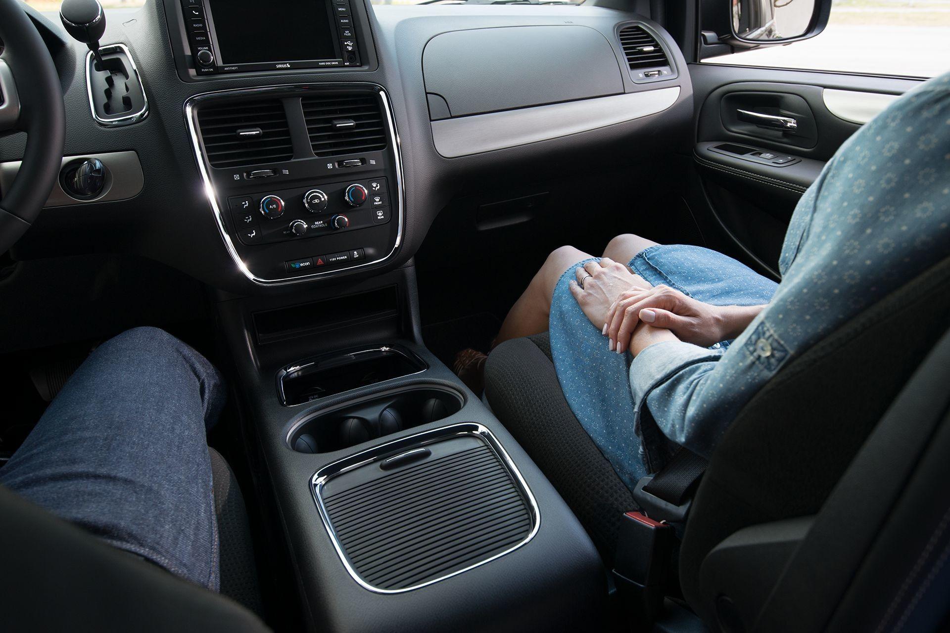 2019 Dodge Grand Caravan Interior Grand Caravan Caravan Interior Dodge